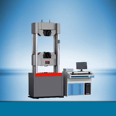 KRAW-600kn微机控制电液伺服万能材料拉力试验机